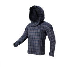 Oddychająca koszula turystyczna do biegania odporna na zużycie bluza z kapturem Zip Plaid Tactical Shirt dla mężczyzn i kobiet koszula wędkarska na zewnątrz tanie tanio seadiaoaoke Pełna WOMEN COTTON Pościel WA19Q30008 Camping i piesze wycieczki Pasuje większy niż zwykle proszę sprawdzić ten sklep jest dobór informacji