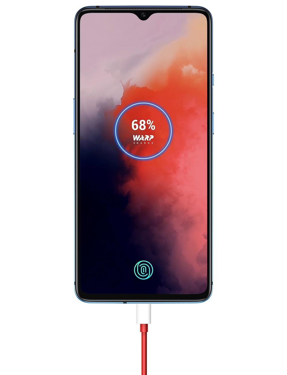 Hc7cb2cba568f45c09a8ad6d921559f1d7 OnePlus 7T Global Version 8GB 128GB Snapdragon 855 Plus Octa Core 48MP Triple Cameras 90Hz Fulid AMOLED 3800 mAh UFS 3.0 NFC