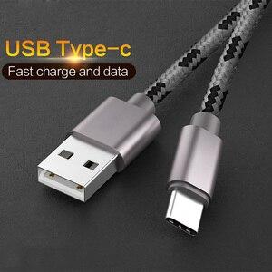 Image 5 - Olnylo USB Typ C Kabel Schnelle Lade Typ C USB Kabel Für Samsung S10 S9 S8 xiaomi mi a2 redmi note 7 USB C Handy Kabel