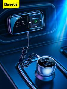 Transmitter Bluetooth Car-Kit Modulator Usb-Car-Charger Audio Fm-Radio Handsfree Aux