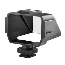 Flip Screen Bracket Periscope Vlog Stand Holder for Sony A6300 A7III FUJIFILM XT3 XT30 Panasonic GX85 Nikon Z6 Z7 Canon