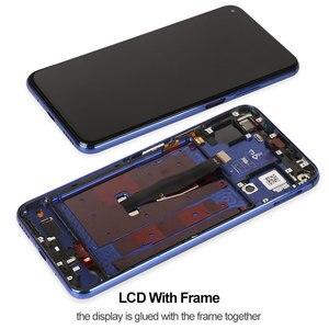 Image 2 - Bildschirm Für Huawei Ehre 20 LCD Display Touch Screen Neue Digitizer Glas Panel lcd Für Huawei Ehre 20 Display Bildschirm ersatz