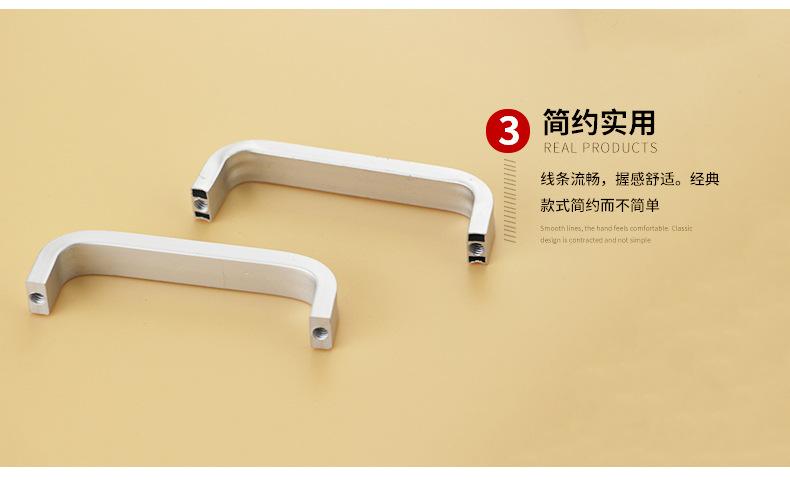 Hc7cc1fb51c8f46648f8cd5ea75aa8c1b9 - 4/6/8/10/12 inches Space Aluminum Handles Kitchen Door Cabinet Straight Handle Pull Knobs Furniture Hardware