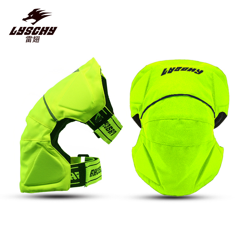 Winter Motorcycleridingkneeguard Kneepad For Driving E-BIKE Windproof Shatter-resistant Locomotive Knight Race Car Protectiv