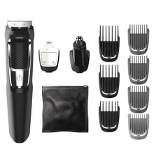 Multigroom Norelco-Series Electric-Trimmer-Mg3750/60 Philips Rechargeable 3000 Men's