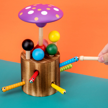 Kids Toys Montessori Educational Wooden Toys Magnetic Catch Worm Puzzle Toys Math Toys Baby Early Educational Toys For Children funkadelic funkadelic toys
