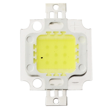 New 5 x High Power 10W LED Chip Birne Licht Lampe DIY Weiss 750LM 6500K image