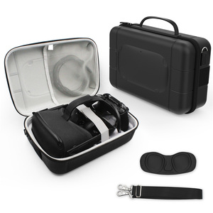 Image 2 - Large Capacity Travel Carrying Case for Oculus Quest VR Gaming Headset Touch Controllers Accessories Waterproof Storage Bag