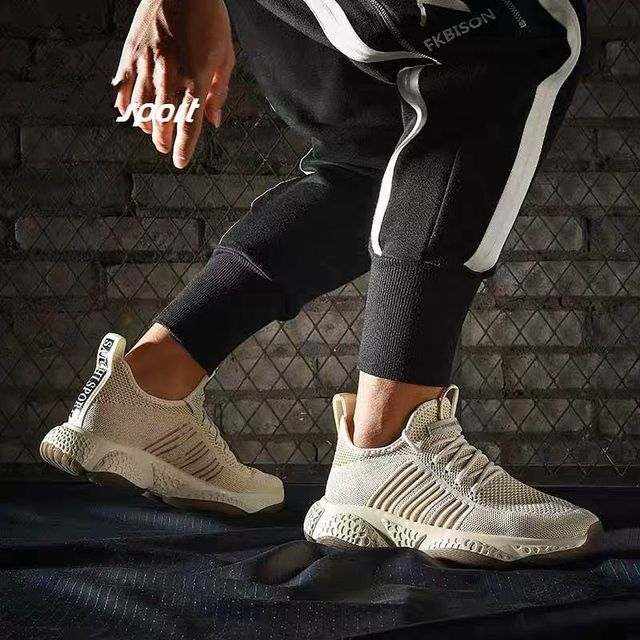 Breathable Comfortable Lace-Up Baskets Sneakers 8