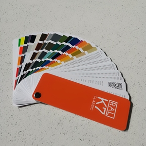 Image 5 - Free Shipping Germany RAL K7 International Standard Color Card Raul   Paint Coatings with Gift One Box