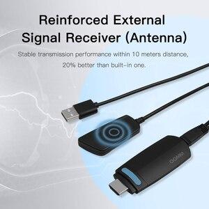 Image 5 - GGMM מיני טלוויזיה מקל אנדרואיד HDMI Dongle HD 1080P אלחוטי WiFi Dongle תצוגת Miracast 5G במהירות גבוהה AirPlay DLNA עבור YouTube ios
