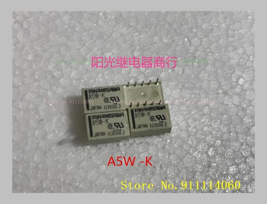 A5W-K 5VDC 10 A5W-K