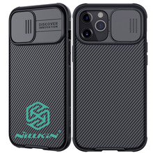 Nillkin CamShield osłona kamery do iPhone 12 Pro Max mini osłona obiektywu do iPhone 12 mini