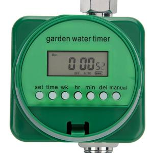 Профессиональный автоматический таймер полива сада электронные садовые инструменты контроллер орошения дождь сенсорный ЖК-дисплей садов...