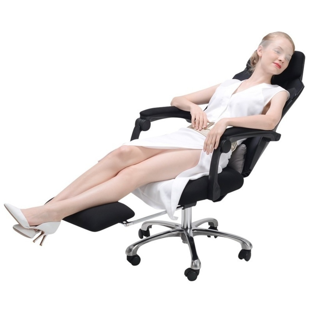 Computer Ergonomic Chair Mesh Synthetic Leather Stool Silla Gamer Fauteuil Executive Office Furniture Desk Armchair Gaming