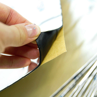Авто звукоизоляция шок стоп пластины панель демпфирования части виброизоляция