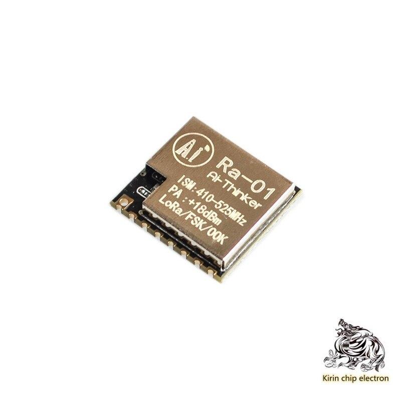 2PCS/LOT SX1278 LORA Spread Spectrum Wireless Module /433MHZ Wireless Serial Port /UART Interface/axc Ra-01