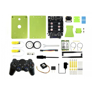 Image 5 - JetBot AI Kit Accessories, Add ons for Jetson Nano to Build JetBot,Facial Recognition, Object Tracking, Line Following ...