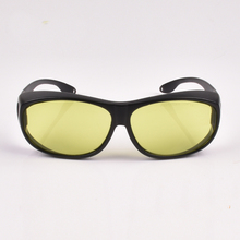 6+ 980nm 1064nm 1070nm laser safety glasses with ce and black bag cleaning colth high vlt 50%