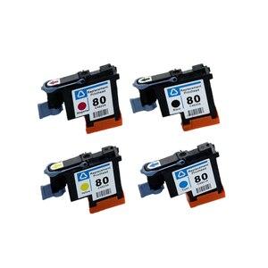 Image 5 - HTL C4820A C4821A C4822A C4823A printhead for HP80 Designjet 1000 1050c 1055 Ink Cartridge print Head for hp 80 cartridge