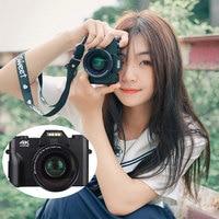 Videocamera professionale 4K videocamera digitale UHD per YouTube WIFI videocamera portatile con Zoom digitale 16X 30MP HD portatile