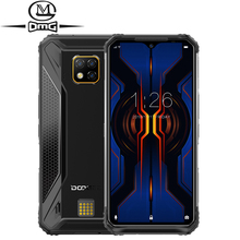 """DOOGEE S95 Pro 8GB + 128GB NFC 48mp kamera IP68/IP69K wstrząsoodporny telefon komórkowy 6.3 """"Octa Core z systemem Android 9.0 4G wytrzymały smartfon"""