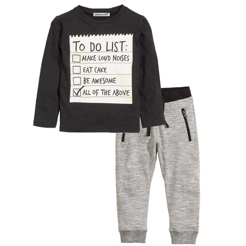 KEAIYOUHUO-Baby-Clothing-Sets-Kids-Clothes-Sets-Autumn-Long-Sleeve-Sports-Suit-Wear-Letter-T-shirts