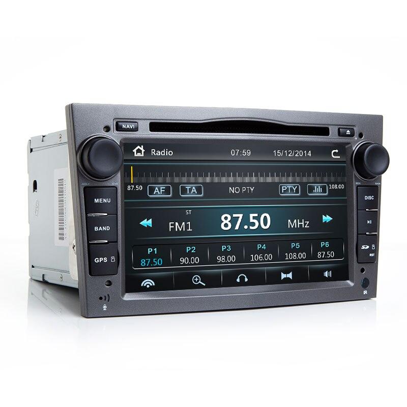 Xonrich 2 Din Автомобильный Радио мультимедийный плеер для Opel Vectra C Zafira B Vivaro Astra H GJ Corsa B C D Meriva BAntara DVD НАВИГАЦИЯ