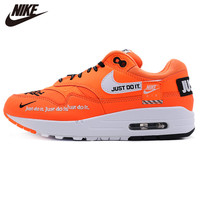 Original Nike Air Max 1 Lux Womens Running Shoes Comfortable Athletic Sneakers Durable 917691 800