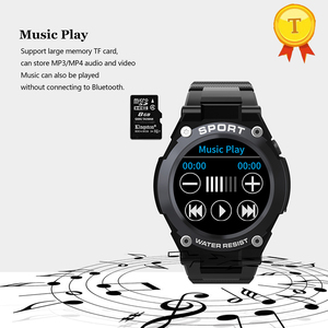 Image 1 - best selling GPS Smart Watch Men Heart Rate Monitor Blood Pressure TF Card Music mp3 Play Compass Barometer Smartwatch man woman