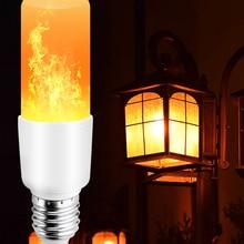 Light-Bulb Decorative-Lights Corn-Lamp Dynamic Flame-Effect Party E27 Chizao Led Restaurant