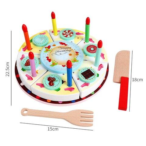 fingir jogar corte bolo jogar comida criancas