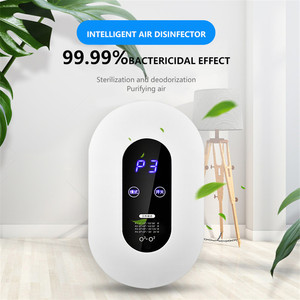 ozone generator 220v Smart Formaldehyde Deaerator Air Purifier Ozone Machine Kitchen Toilet Toilet Deodorant Deodorizer(China)