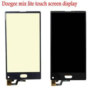 Image 4 - Ulefone Mix Doogee Mix Mix 2 Mix Lite dokunmatik ekran cep telefonu yedek sayısallaştırıcı dokunmatik Panel lcd