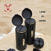Upgrade TIC 2.0 Travel Sub-Bottle Face Cream Box Skin Lotion Care Bath Perfume Spray Bottle Portable Empty Bottle Board Plan Bor