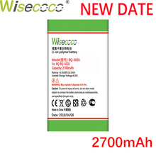 Wisecoco BQ5035 2700mAh Newly Produced Battery For BQ BQS 5035 BQS-5035 Velvet Phone Replacement + Tracking Number