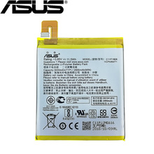 ASUS NEW Original 3000mAh C11P1606  Battery Zenfone 3 ZC551KL batería High Quality + Tracking Number