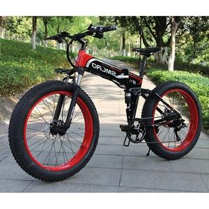 S11F складной электрический велосипед 1000W Lcd дисплей городской электрический велосипед 48V 10Ah/13Ah складной 350W/500W/750W горный электрический велоси...