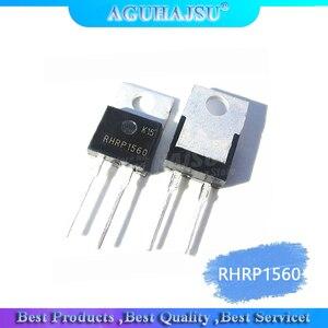 Image 1 - 10Pcs RHRP1560 TO220 RHR1560 고속 복구 다이오드 15A/600V TO 220