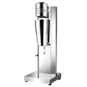 Batidora mezcladora de leche de 220V máquina mezcladora de leche mezcladora de burbujas de leche mezcladora de té de leche comercial