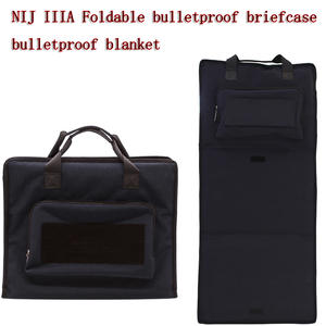 Briefcase Shield Iiia-Plate Nij-Level Body-Armor Ballistic Bulletproof Insert-Portfolio