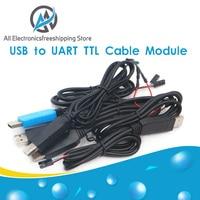 PL2303 TA USB TTL RS232 convert serial cable PL2303TA for raspberry pi usb hfTPA