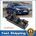 Для Hyundai i30 i30cw 2008-2011 электрическая мощность окно мастер переключатель управления регулятор Кнопка LHD консоль левая сторона 93570-2L010