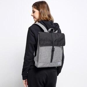 Image 2 - Bodachel mochila feminina daypack 14 notebook notebook notebook mochilas para adolescentes meninas elegantes sacos de escola bookbag alta qualidade