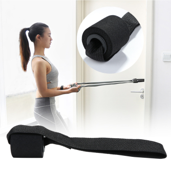 Door Anchor Extra Large to fit D-Handle Indoor Resistance Bands Home Muscle Training Exercise Sports Equipment Gym Fitness image