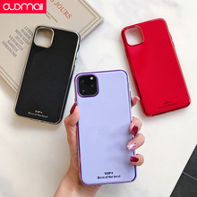 2019 new phone for iphone 11 xr xs max case Ms woman Plating mirror soft 8plus 7G 6S case Anti-knock Protective case bag Candy ms max ms115a