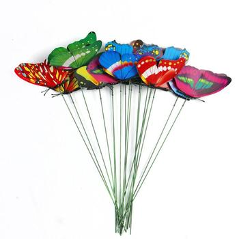 4Pcs Butterfly Garden Decoration  1