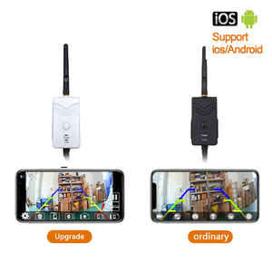 Image 3 - New WiFi Transmitter 903S Signal Repeater for Wireless Car Rear View Backup Camera for iPhone IOS & Android 903S HD PK 903W