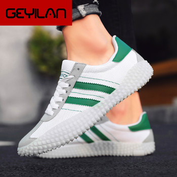 Summer Causal Shoes for Man Breathable Mesh Tenis Shoes Male Outdoor Walking Sneakers Men Footwear Air Mesh Running Shoes