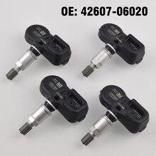 4 шт. Автомобильный датчик давления в шинах TPMS 315 МГц для Lexus ES300h ES350 GS350 GS450h IS300 IS350 LS460 RC F NX200t NX300h